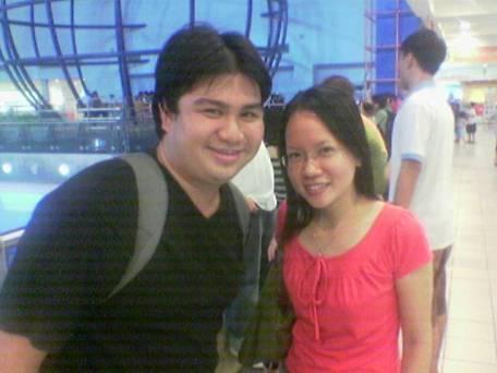 me & my classmate since form 1,Jo